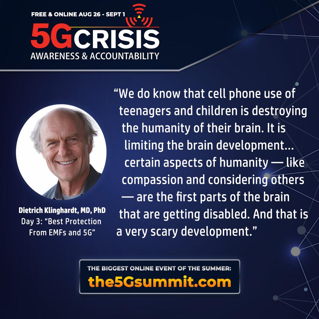 5G Crisis Summit