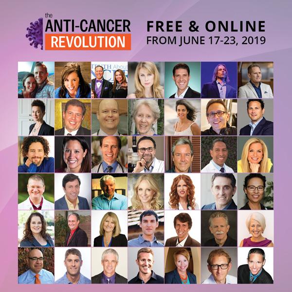Anti-Cancer Revolution