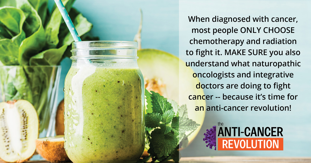Anti-Cancer Revolution