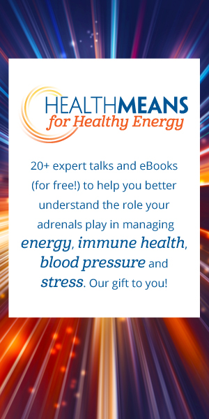 HealthMeans for Healthy Energy